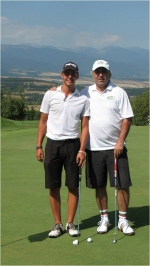 Peugeot RCZ Cup at Pirin Golf & Country Club